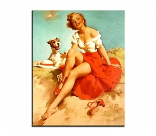Reprodukcje Pin-Up Girls